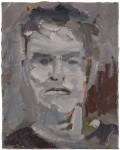 Hugo Mayer, oil painting